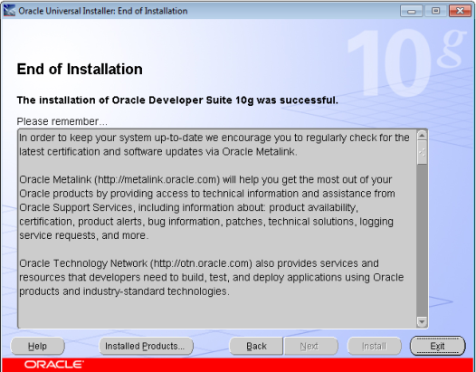 Error: Abnormal program termination  An internal error has